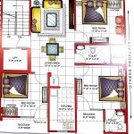 3BHK Builder Flats in Dwarka Metro Station